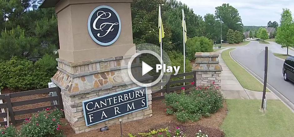 Canterbury Farms - Grovetown GA Entrance | Canterbury Farms